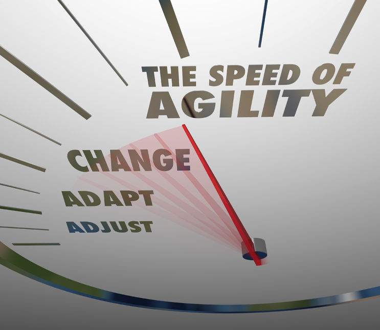 Speed of Agility - Innovate to Thrive