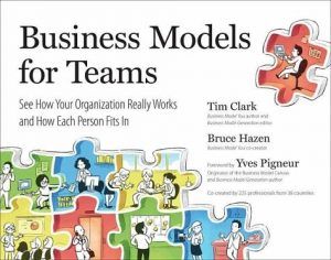 Business Models for Teams - Book Cover