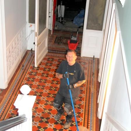 Steve Sinnott Heritage Tiling Design & Restoration Co