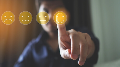 how to improve customer satisfaction using technology