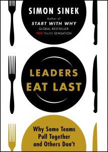 Simon Sinek - Leaders Eat Last